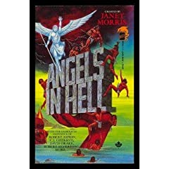ANGELS IN HELL by Janet Morris