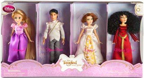 Mini Princess Doll Set