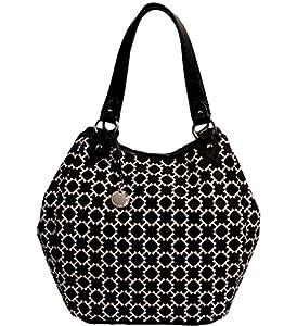 Tommy Hilfiger Logo Large Shopper Travel Tote Bag