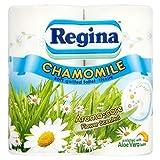 Regina Chamomile Soft Toilet Tissues 4 per pack