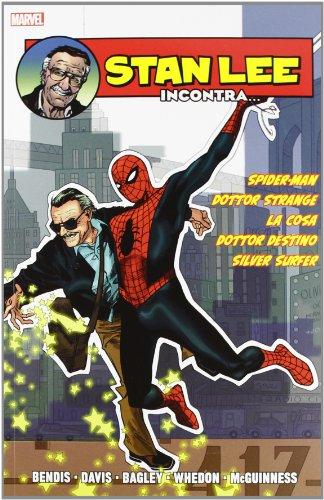 Stan Lee incontra... Spider-man, Dottor Strange, La cosa, Dottor Destino, Silver Surfer