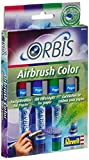 Toy - Orbis - Airbrush f�r Kinder   30102 Papierpatronen-Set C