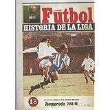 Futbol historia de la liga fasciculo numero 18: Temporada 1948-49