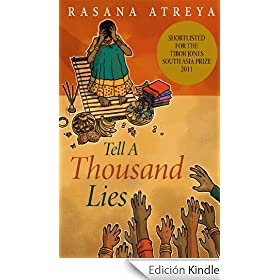 Tell A Thousand Lies: A Novel Set In India (English Edition)
