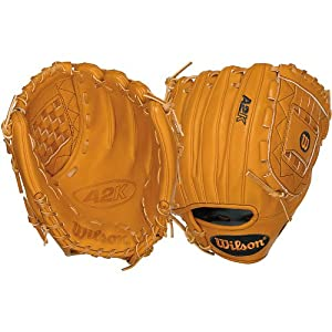 Wilson 2013 A2K BBG ASO 12-Inch Baseball Glove-Left Hand Throw