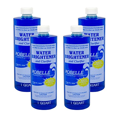 robelle-2420-04-water-brightener-and-clarifier-for-swimming-pools-1-quart-4-pack