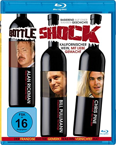 Bottle Shock - Kalifornischer Wein, mit Liebe gemacht (Blu-ray)
