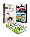 img - for Frugal Living Box Set: 74 Simple How to Save Money Ideas and Frugal Tips to Cut Your Expenses Implementing DIY Home Projects (frugal living, frugality, living frugal, how to be frugal,) book / textbook / text book