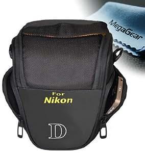 MegaGear ''Ultra Light'' Camera Case Bag for Nikon D3300, D3200, D5300, D5200, D5500 cameras