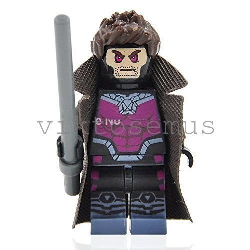 Gambit-X-Men-Apocalypse-Marvel-Hero-Minifigures-Compatible-With-Lego-TOY