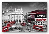 London Piccadilly Circus Art Print Poster