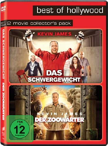 Best of Hollywood - 2 Movie Collector's Pack: Das Schwergewicht / Der Zoowärter [2 DVDs]