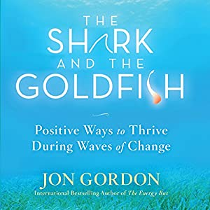 The Shark and the Goldfish: Positive Ways to Thrive During Waves of Change | [Jon Gordon]