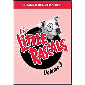The Little Rascals Vol 3 movie