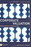 img - for Corporate Valuation: an easy guide to measuring value book / textbook / text book