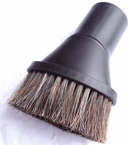 Drehbarer Naturhaar Saugpinsel passend für Miele S4 4780 inkl. 1 Rolle 16l Abfallbeutel