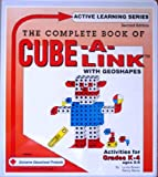 img - for The Complete Book of Cube-A-Link With Geoshapes book / textbook / text book