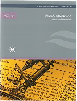 Thesis medical terminology