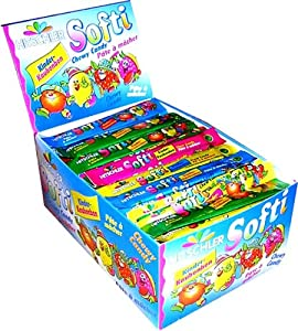 Hitschler Softi Chewy Candy (200 pcs case)