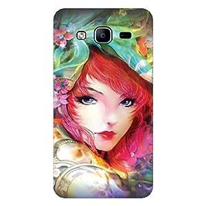 RD Digital Printed Designer Back Cover for Samsung J3 (Multi-color)