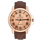 Ferry Rozer Copper Dial Analog Watch