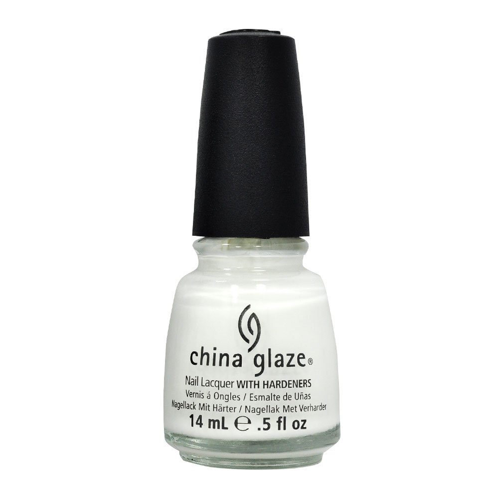 China Glaze Nail Polish WHITE OUT ...