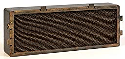 STEELCAT Steel Honeycomb Catalytic Combustor (CS-526) for BLAZE KING woodstove models Chinook, Sirocco, and Ashford. Measures 4.0 inches by 10.6 inches by 2 inches, 16 cells per square inch and canned. STEEL HEATS UP FASTER THAN CERAMIC RESULTING IN MORE