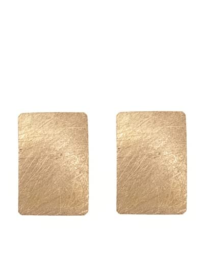 Gold & Diamond Pendientes Matiz