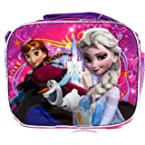 Disney Frozen Princess Elsa, Anna & Olaf Lunch Box - BRAND NEW - Licensed Product