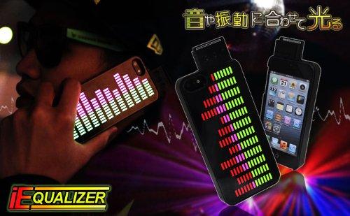 [SoftBank/au iPhone 5専用]iイコライザーiPhone 5ケース
