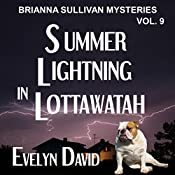 Summer Lightning in Lottawatah: Brianna Sullivan Mysteries | Evelyn David