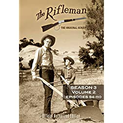 Rifleman: Season 3 Vol. 2