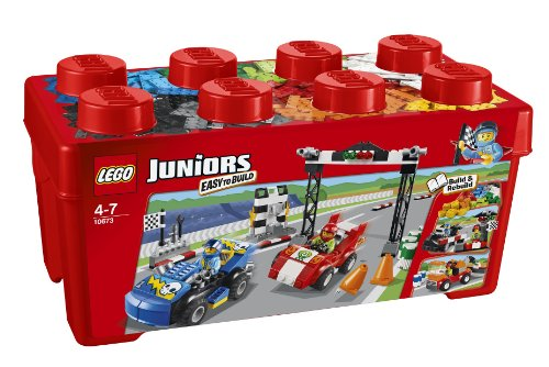 レゴ ジュニア・レーシングセット 10673