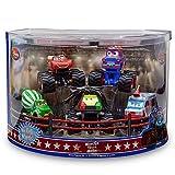 Monster Truck Mater 5 Pc. Deluxe Figure Set: Disney Pixar Cars Toon Series