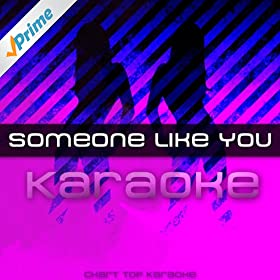Someone Like You (Karaoke)