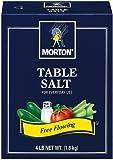 Morton Table Salt 4lbs
