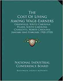the cost of living among wage earners greenville south carolina pelzer south carolina. Black Bedroom Furniture Sets. Home Design Ideas