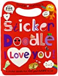 Sticker Doodle I Love You [With Stick...