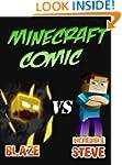 Minecraft Comic Book: Incredible Stev...