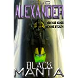Black Mantaby David Alexander