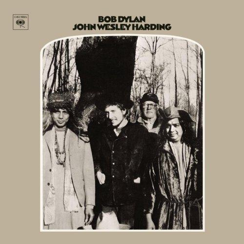 John Wesley Harding (1967) (Album) by Bob Dylan