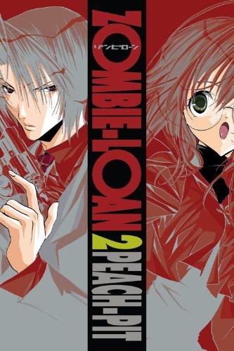 ZOMBIE-LOAN 2巻(英語版)