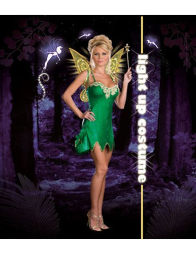 Pixie Lust Xl Adult Womens Costume