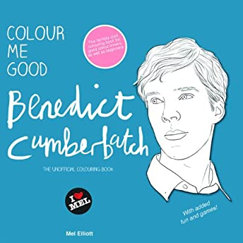 Colour Me Good: Benedict Cumberbatch