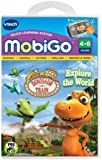 Vtech MobiGo Touch Learning System Game - Dinosaur Train