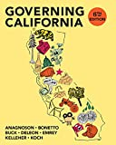 img - for Governing California in the Twenty-First Century (Sixth Edition) book / textbook / text book