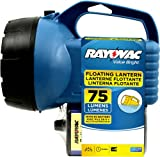 Rayovac EFL6V-BA 6-Volt Floating Lantern with Battery, Colors Will Vary