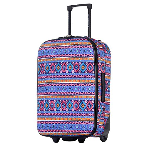 DAVIDJONES Vintage Print 4 Piece Luggage Set 2