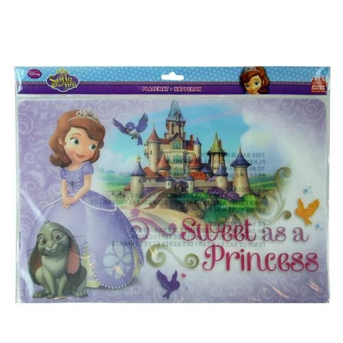 Disney Princess Sofia the First Placemat - 1