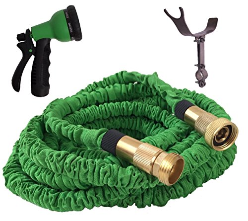 150 Foot Green Expanding Garden Hose Strongest Expandable